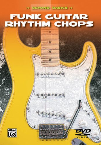 DVD : Al Slutsky - Beyond Basics: Funk Rhythm Chops (DVD)