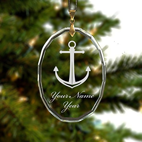 51Hd-0D6mWL Amazing Anchor Christmas Ornaments