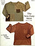 The Sew-Easy Shirt Pattern Book (Taylor Made Designs)