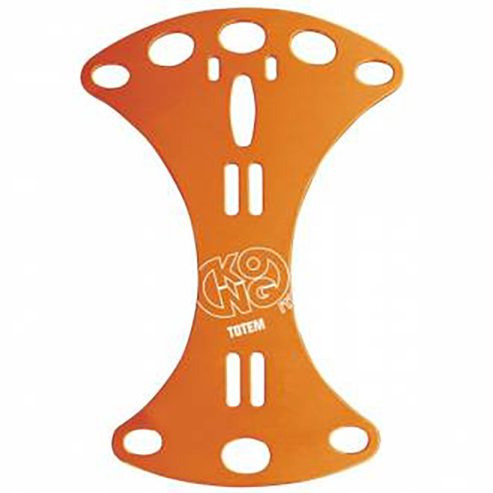 Kong Totem Orange