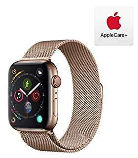 AppleWatch Series4 (GPS+Cellular, 44mm) - Gold Stainless Steel Case with Gold Milanese Loop with AppleCare+ Bundle (B07RL8G41B)   Amazon price tracker / tracking, Amazon price history charts, Amazon price watches, Amazon price drop alerts