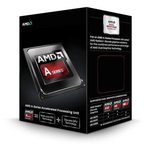 AMD A10-6800K 4.1 GHz Quad-Core Processor