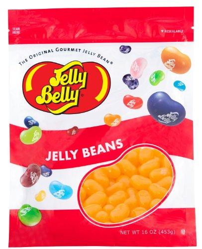 Cantaloupe Jelly Beans - 16 oz Re-Sealable Bag