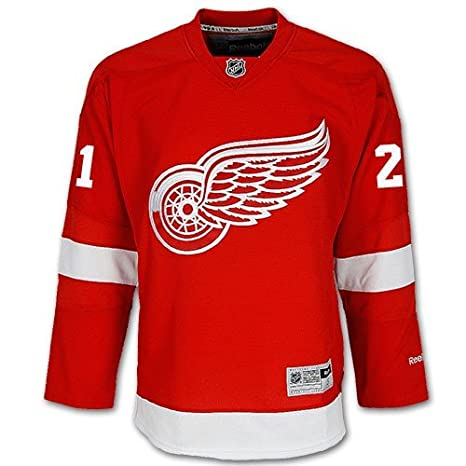 2d4f6ebb740 Amazon.com : Tomas Tatar Detroit Red Wings Home Jersey by Reebok - SEWN  TACKLE TWILL NAME/NUMBER : Sports & Outdoors