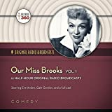 Our Miss Brooks, Volume 1  (Hollywood 360  Classic Radio Collection)(Audio Theater)