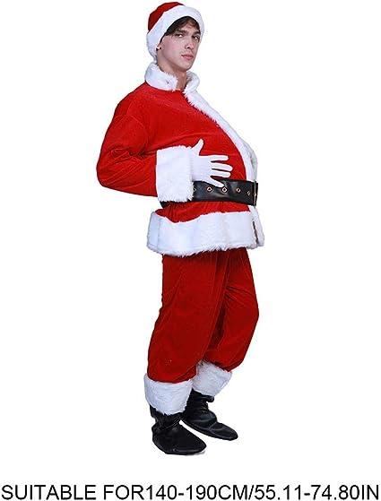 Disfraz de Papá Noel para el vientre de la cerveza del estómago ...