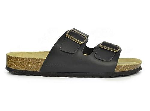 012b82c4a Sanosan Aston Leather Black Women s  Amazon.co.uk  Shoes   Bags
