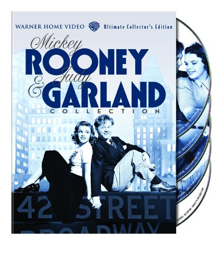 The Mickey Rooney & Judy Garland Collection (Babes in Arms / Babes on Broadway / Girl Crazy / Strike Up the Band) (Babe Collections)