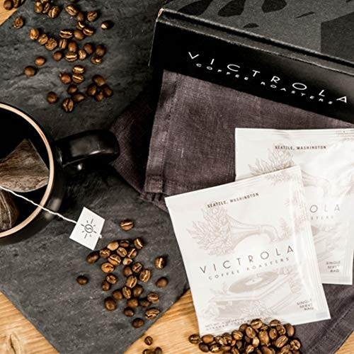 Steeped Empire Blend, Victrola Coffee, 10 count (Coffee Empire)