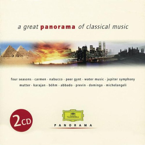 A great panorama of classical music