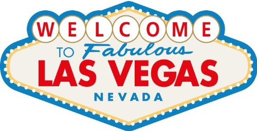 Welcome to las vegas bumper sticker 5 x 3 buy online in uae products in the uae see prices reviews and free delivery in dubai abu dhabi