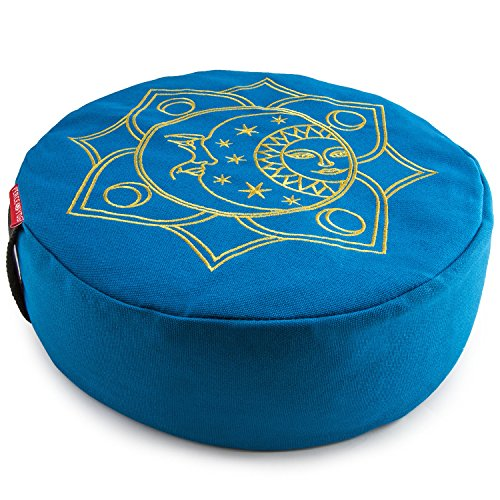 Peace Yoga Meditation Buckwheat Bolster product image