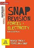 Collins Snap Revision – Forces & Electricity: AQA GCSE Physics