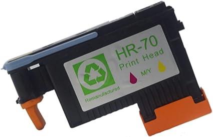 Elección de tinta compatibles HP 70 HP70 cabezal de impresión para ...