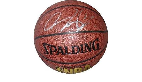 c5dcb055c4b Dennis Rodman Signed Basketball - Spalding Indoor Outdoor Silver Sig)-  Hologram Spurs Lakers Mavericks) - JSA Certified at Amazon s Sports  Collectibles ...