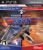Top Gun: The Video Game (Wingman Edition, Game/Movie) - Playstation 3 by 505 Games