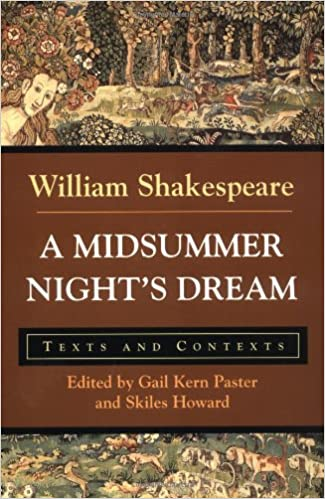 Amazon com: A Midsummer Night's Dream: Texts and Contexts