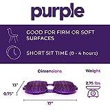Purple Everywhere Seat Cushion - Seat Cushion for
