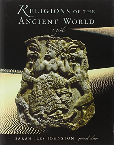 Religions of the Ancient World: A Guide (Harvard University Press Reference Library) from imusti