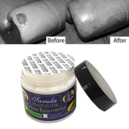 ️ Yu2d ❤️❤️ ️Leather Repair Filler Compound for Leather Restoration Cracks Burns & Holes]()