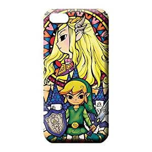 iphone 4 4s Attractive Special Snap On Hard Cases Covers mobile phone carrying skins zelda and link