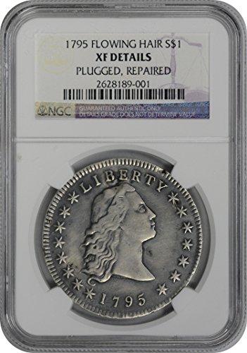 1795 Bust Flowing Hair Dollar