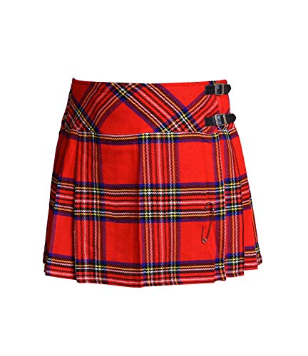 Royal Stewart Kilt - Cloud Enterprises Skirts Royal Stewart 8 US 18