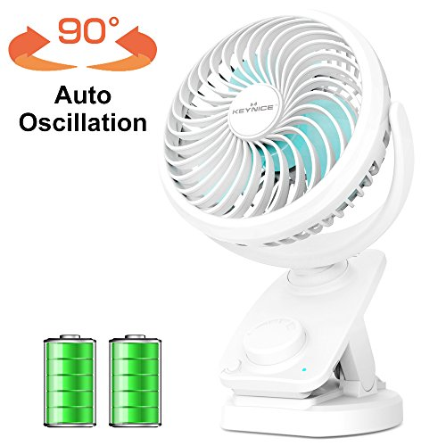 usb fan with clip - 8