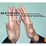 "Beethoven : Concertos pour piano n° 1 Op. 15 et n° 5 Op. 73 ""Empereur"""