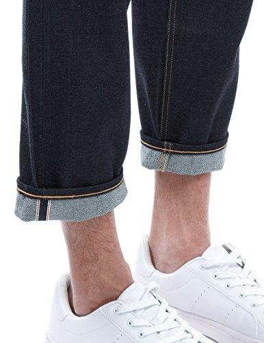4aedcaafc53d Fashion Fit Ecru Seagull Selvedge Denim Jeans best - malo-selo.hr