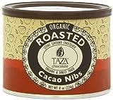 Taza Organic Roasted Cacao Nibs 8 oz. Tin