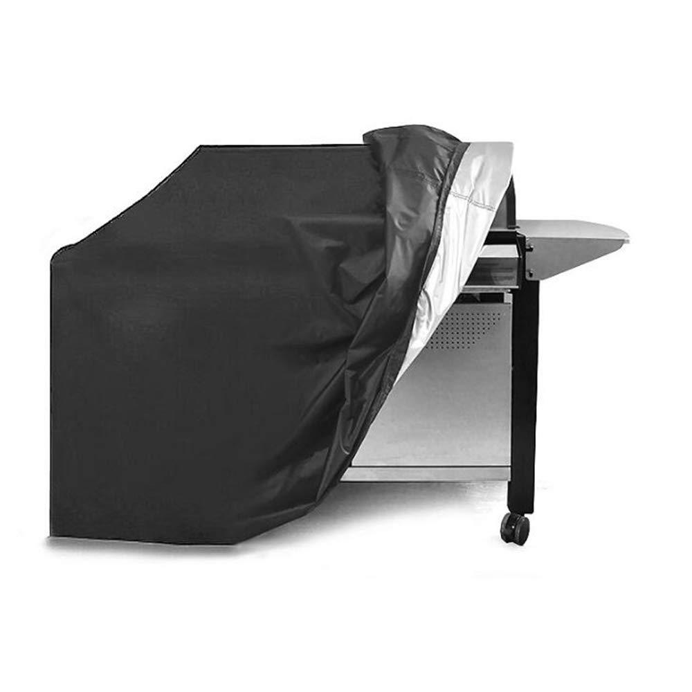 Copertura del Forno Copertura per Barbecue Impermeabile Allaperto A Prova di Polvere Protezione Solare 2 Stili pi/ù Dimensioni,Square,170 YAC Coperchio griglia Copertura Protettiva 117cm 61