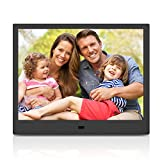 Wecool 9.7 inch Digital Photo Frame Full format playback Natural View 1024x768 High Resolutio Support SD/MS/MMC memory card WDP9701
