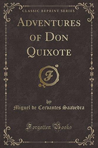 Don Quixote Novel Pdf