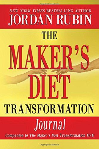 Makers Diet Transformation Journal