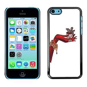 Be Good Phone Accessory // Dura Cáscara cubierta Protectora Caso Carcasa Funda de Protección para Apple Iphone 5C // your gift