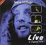 Live In England 1979 (Cd+dvd) by Steve Hillage