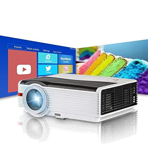 WXCZ Smart WiFi LCD Led 1080P Projektor Heimkino 5000 Lumen Full Hd Video Mobile Beamer Für Smartphone-Tv