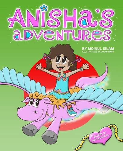 Download The Beginning (Anisha's Adventures) ebook