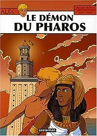 Alix, tome 27 : Le démon du Pharos par Jacques Martin