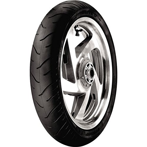 Dunlop Elite 3 Bias Touring Tire - Front - 90/90-21 , Speed Rating: H, Tire Type: Street, Tire Construction: Bias, Position: Front, Tire Size: 90/90-21, Rim Size: 21, Load Rating: 54, Tire Application: Touring 407921 (Elite 3 Tires)