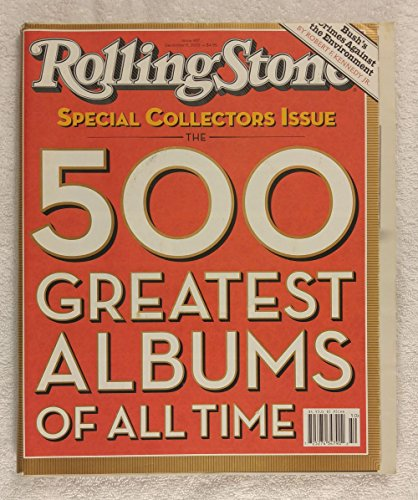 The 500 Greatest Albums of All Time - Rolling Stone Magazine - #937 - December 11, 2003