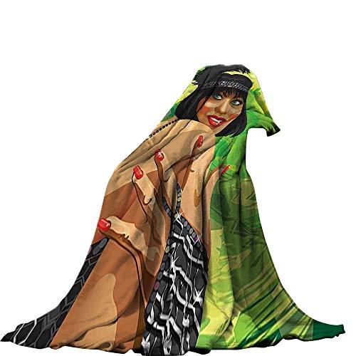 QINYAN-Home Lightweight Blanket (60