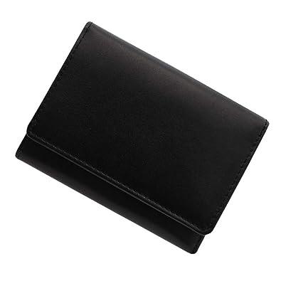 50759cc800d2 Amazon | 極小財布 栃木レザー ベーシック型小銭入れ BECKER(ベッカー ...