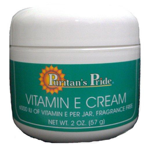 Fierté 6000 UI de vitamine E Cream puritain, 2 oz (57 g)