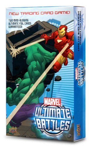 Upper Deck Bb (Upper Deck Marvel Ultimate Battles TCG - Starter Deck)