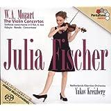 W.A. Mozart: The Violin Concertos
