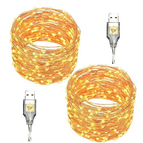 Solar Led String Lights Target - 5