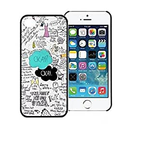 Susenstone(TM) Funny the Fault in Our Stars Hard Case Plastic Cover for Iphone 5 5s Iphone 4 4s (iPhone 5 5S)