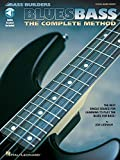 BLUES BASS THE COMPLETE METHOD (Bass Builders) - Bk/Online Audio